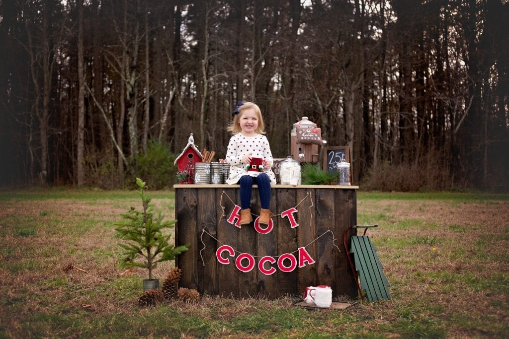 Fall and Holiday Mini Session Guide - 2019 JessL Christmas 6