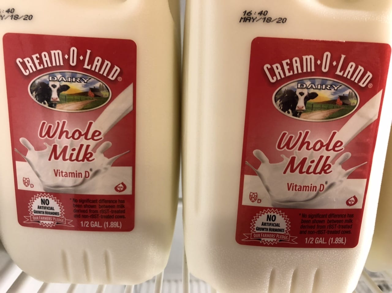 Cream-O-Land Milk