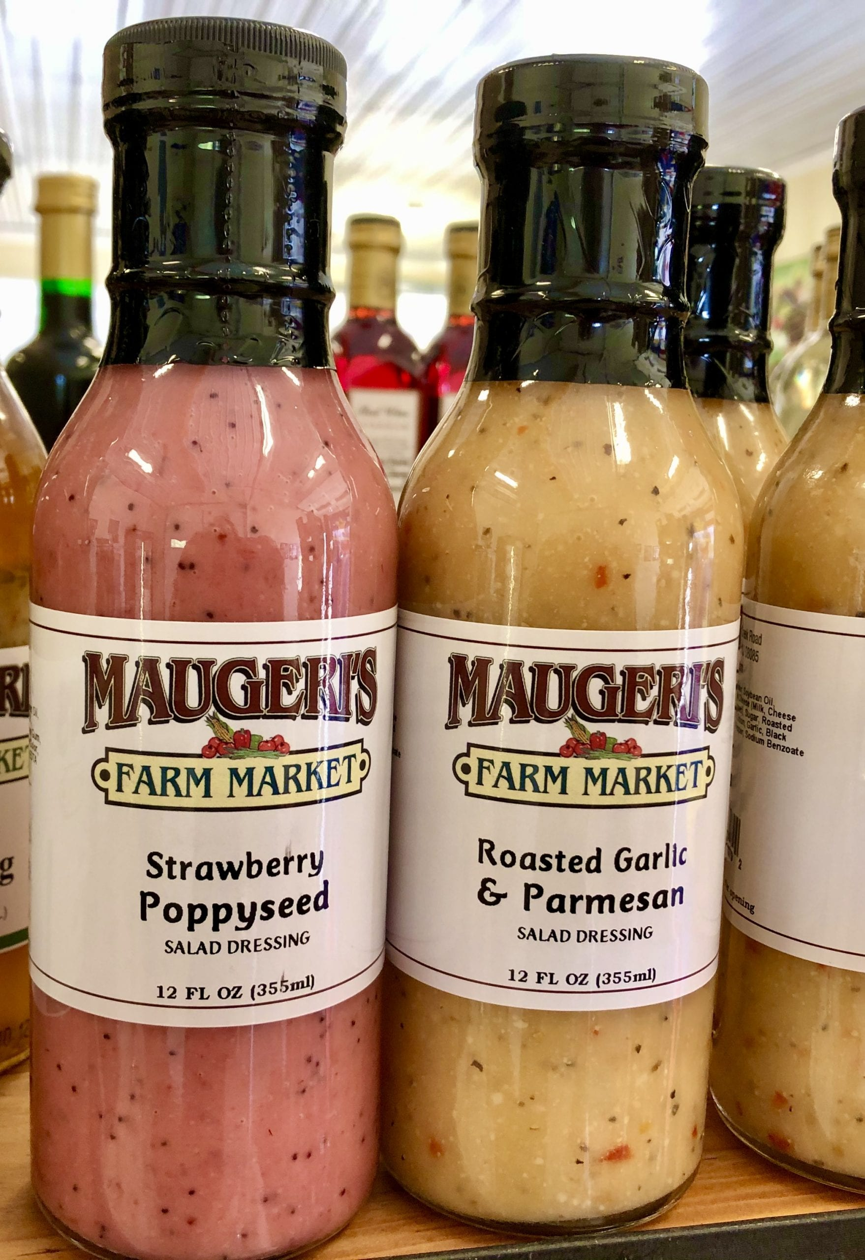Maugeri's Farm Market Dressings