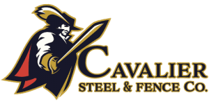 Cavalier Steel and Fence Co. Logo Full Color